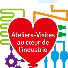 Atelier-visite au coeur de l'industrie : CFAI Alsace le 25 juin 2018 de 9h à 12h